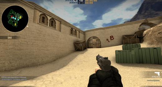 Мод Counter-Strike: Classic Offensive для CS:GO