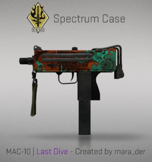 MAC-10 | Last Drive