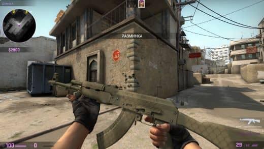 Топ 10 скинов на АК-47 в CS:GO