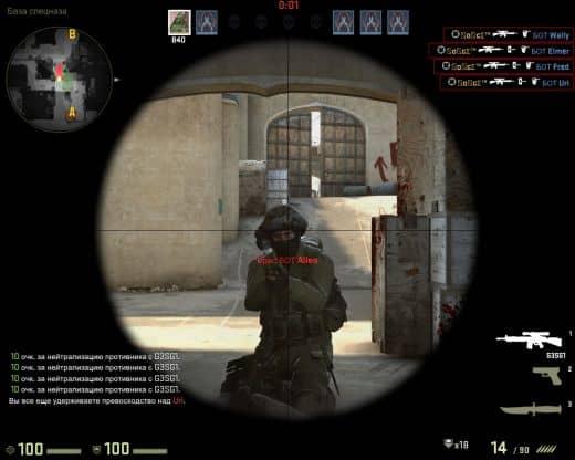 Сколько голов можно прострелить с разных снайперских винтовок