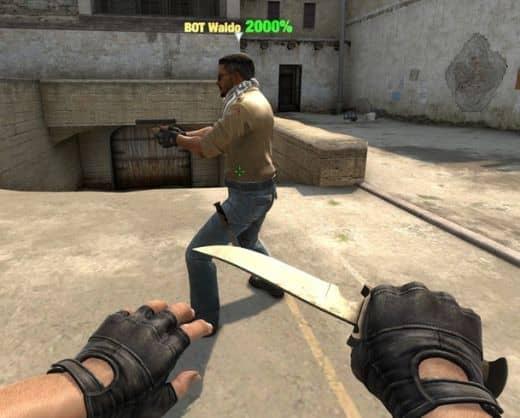 Спаун и модификация сущностей в CS:GO