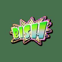Голографическая наклейка Bish