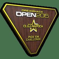 DreamHack Open Cluj-Napoca 2015 challange