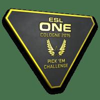 ESL One Cologne 2015 challange