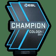 ESL One Cologne 2015 champion