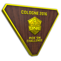ESL One Cologne 2016 challange