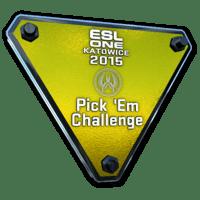 ESL One Katowice 2015 challange