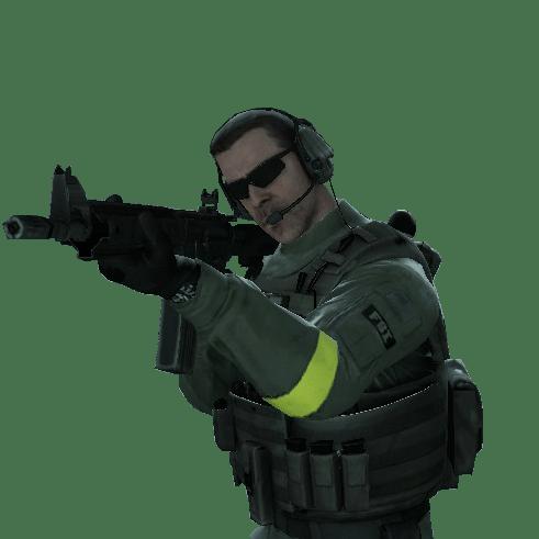 FBI кс го