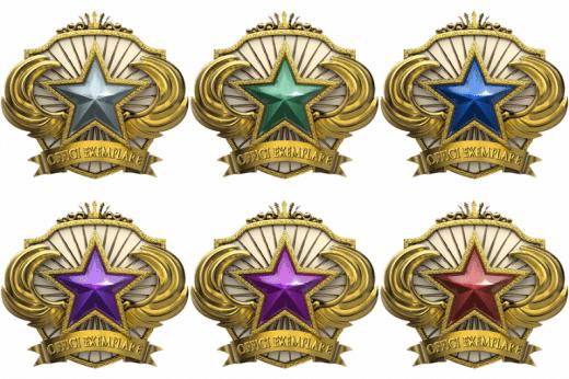 медали за службу