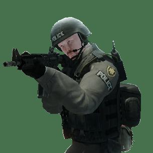 SWAT кс го
