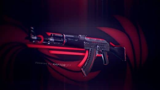 АК 47 в Counter Strike Global Offensive