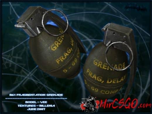 гранаты в CS GO