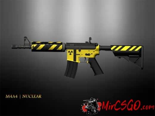 M4A4 - Nuclear Модель кс го