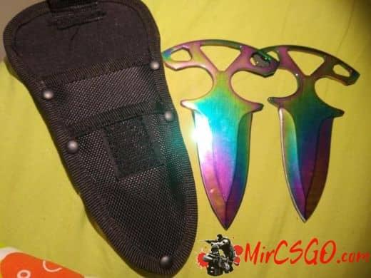 тычковые ножи