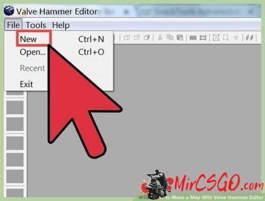 Hamer World Editor 1