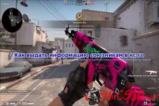 геймплей кс го скриншот 1