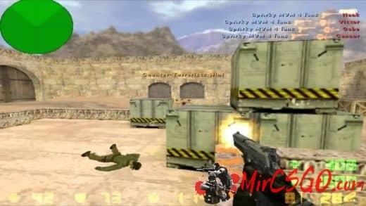 Конфиг аима для CS:GO
