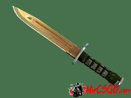 Штык нож в кс го в реальной жизни