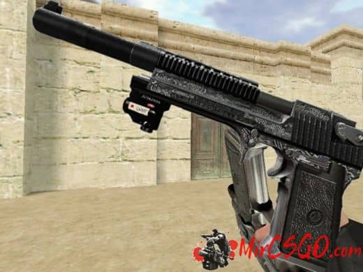 Custom Desert Eagle модель оружия кс 1.6