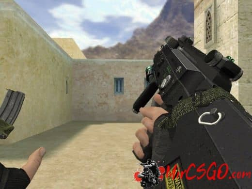 Tactical BR II ELITE модель оружия кс 1.6