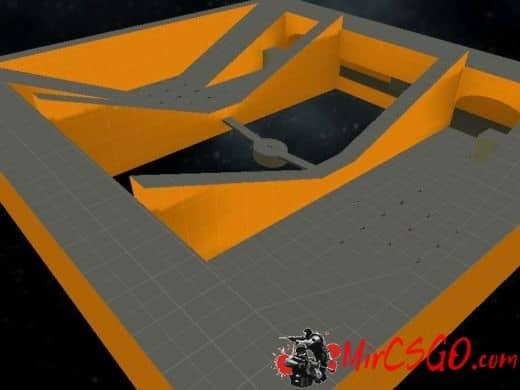 aim_orange_ramp карта кс 1.6