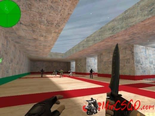fun_rifles карта кс 1.6