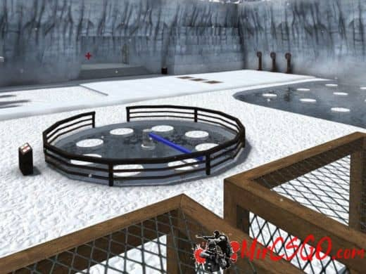 jb_arctic_jail_v2 карта кс го