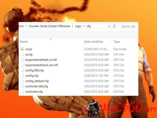 Инструкция по установке конфига CS:GO