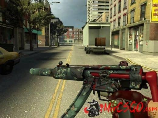 MP5 SD в CS:GO