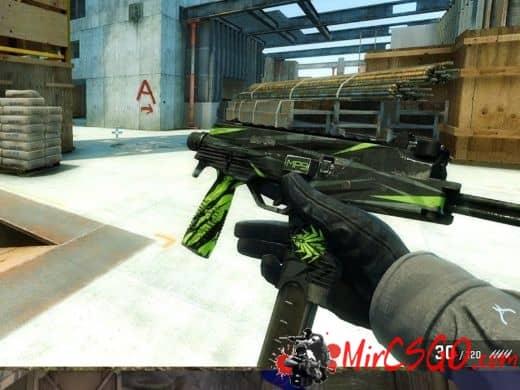 MP9 CS:GO