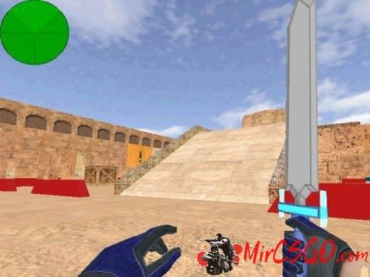 fun_pistols карта кс 1.6