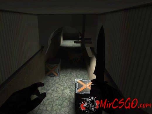 rats_underground карта кс 1.6