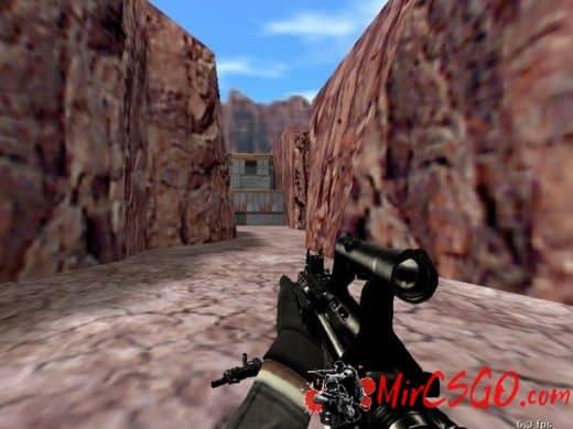 HD Weapons модель оружия кс 1.6