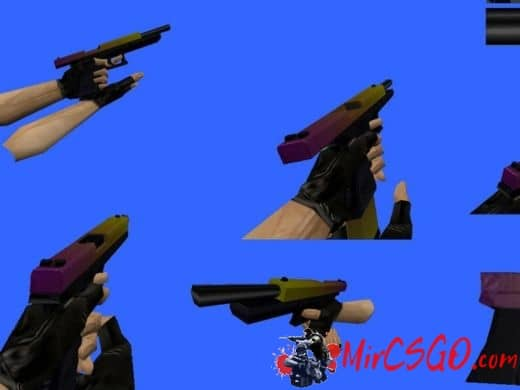 Classic glock модель оружия кс 1.6