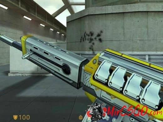 Turbulent-11 модель оружия кс го