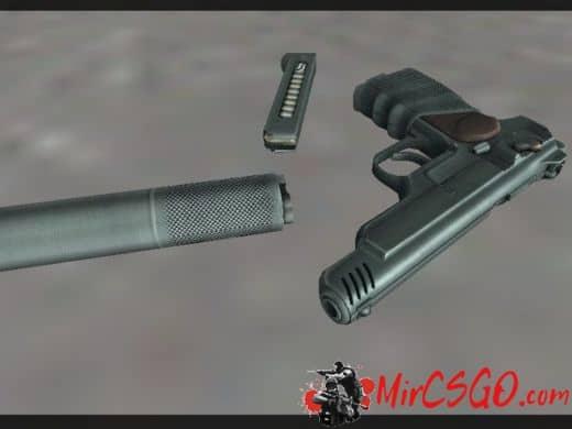 APB Stechkin WAR-custom модель оружия кс 1.6