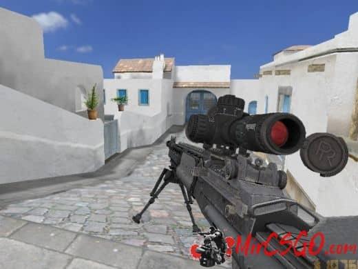 M14 EBR PM5 for g3sg1 модель оружия кс 1.6