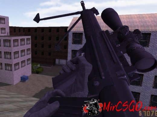 Warzone Mini Pack модель оружия кс 1.6