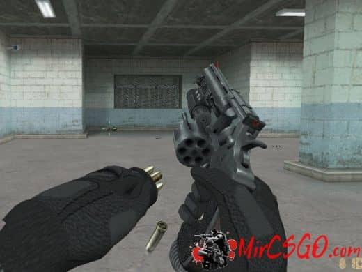 Colt King Cobra — Executioner модель оружия кс 1.6