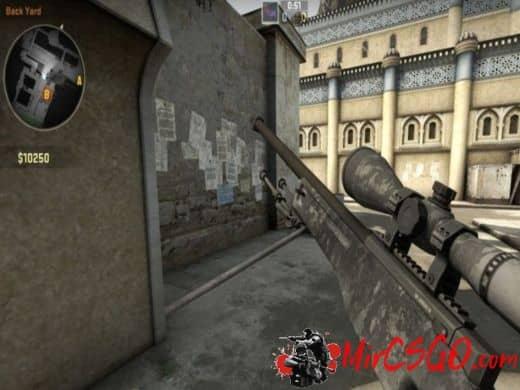 AWP - Stealth модель оружия кс го