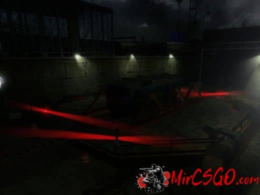 ZE_biohazard2_sewer карта кс го