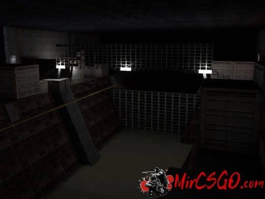 ze_Blackmesa_Escape карта кс го