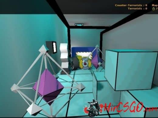 ttt_cube_v3 карта кс 1.6