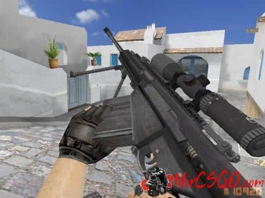 M82 for g3sg1 модель оружия кс 1.6