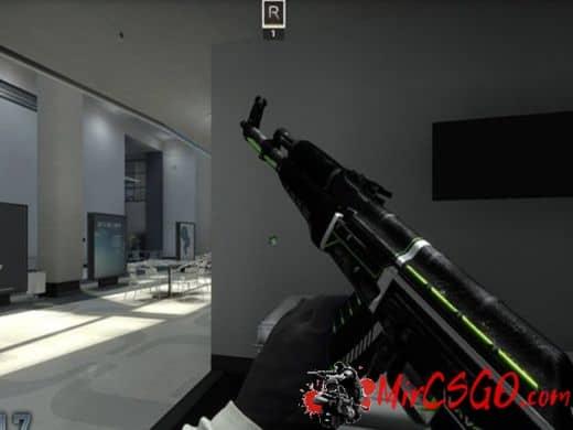 Ak-47 - Green Force модель оружия кс го