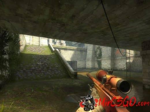 AWP - Rustic Hunter модель оружия кс го