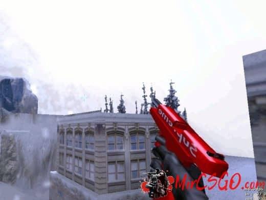 Glock - Default Supreme модель оружия кс 1.6
