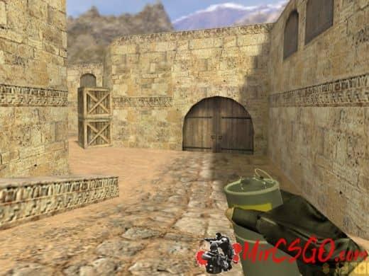Smoke Grenade модель оружия кс 1.6