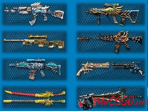 Trasendence Series модель оружия кс 1.6