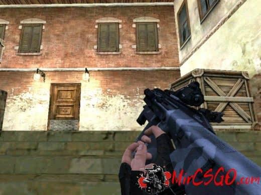 AUG — Riptide модель оружия кс 1.6